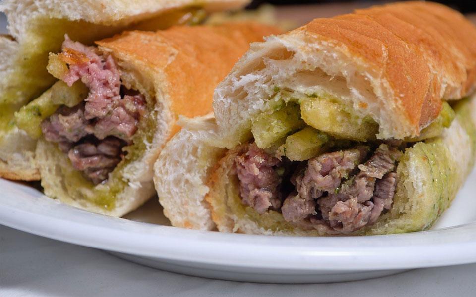 ساندویچ بیرون بر انتروکوت تهران